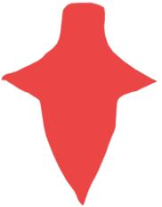 僧帽筋イメージ図