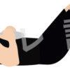 いわゆる腹筋。シットアップ&クランチのやり方、バリエーションまとめ