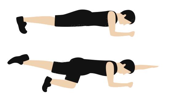 【保存版】徹底的に体幹が鍛えられるコアトレーニングメニュー集
